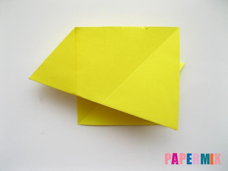 Как сделать собаку из бумаги пошаговая инструкция - шаг 9