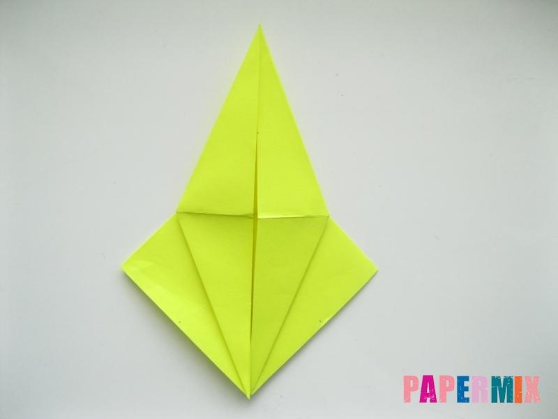 Как сделать верблюда из бумаги (оригами) поэтапно - шаг 10