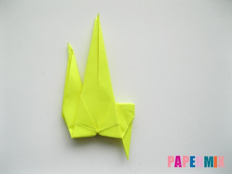 Как сделать верблюда из бумаги (оригами) поэтапно - шаг 14