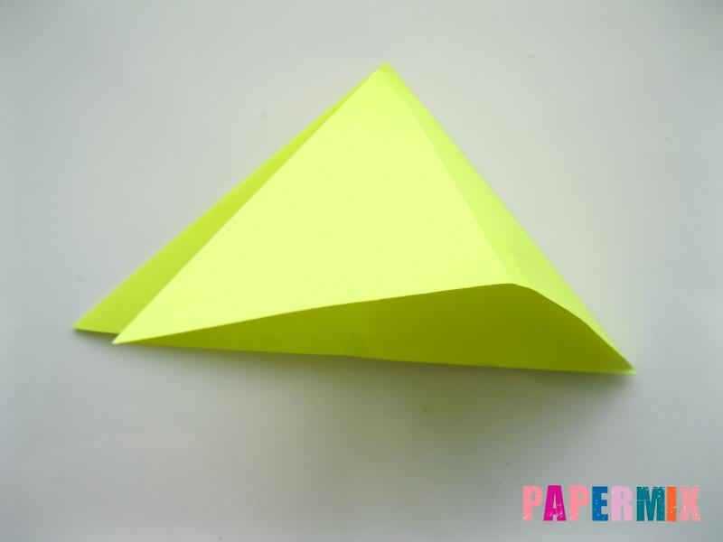 Как сделать верблюда из бумаги (оригами) поэтапно - шаг 4