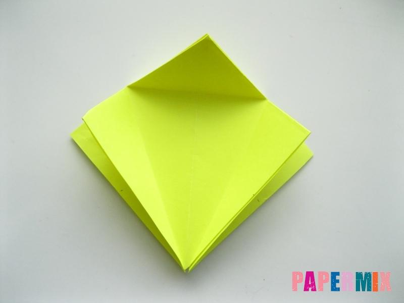 Как сделать верблюда из бумаги (оригами) поэтапно - шаг 9