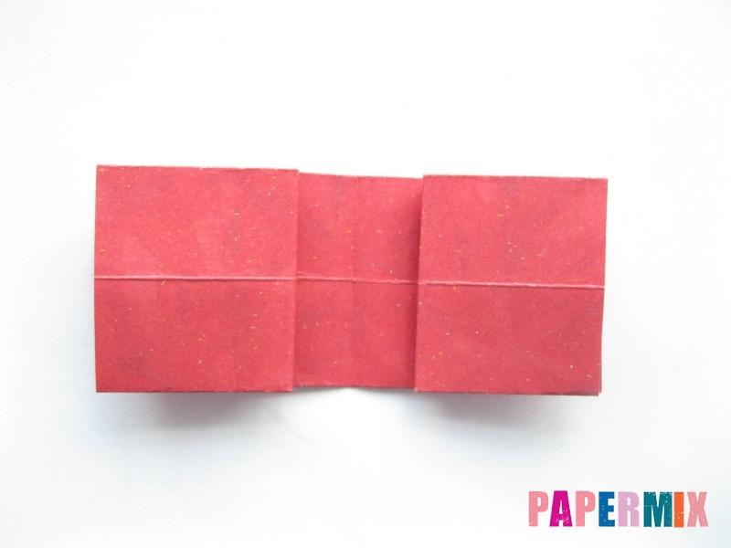 Как сделать конфету из бумаги (оригами) своими руками - шаг 9