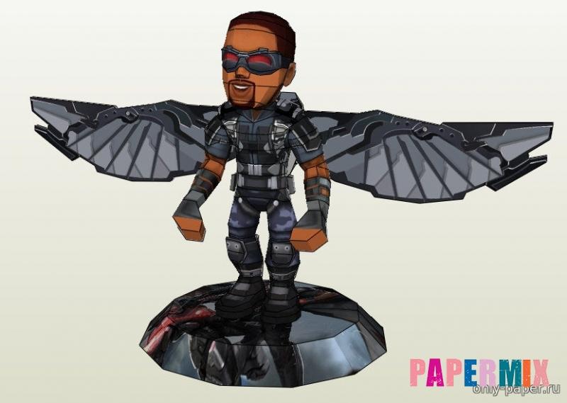 Chibi Falcon