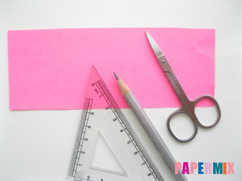 Как сделать объемного Бараша из бумаги своими руками - шаг 1