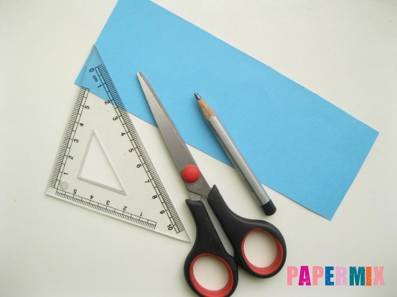 Как сделать объемного Кроша из бумаги поэтапно - шаг 1