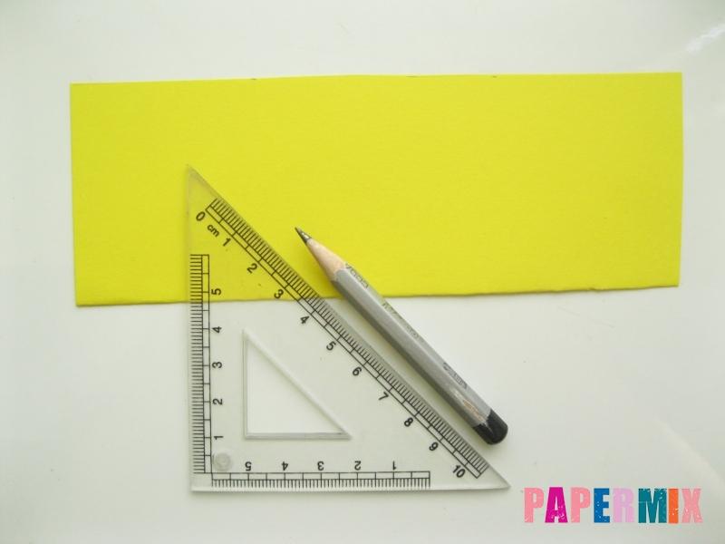 Как сделать объемного Лосяша из бумаги своими руками - шаг 1