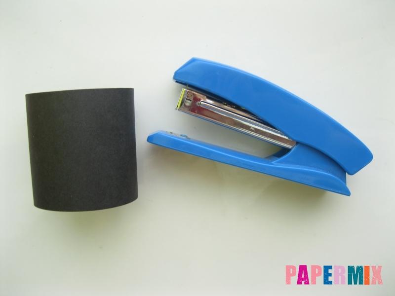 Как сделать объемного Пина из бумаги своими руками - шаг 2