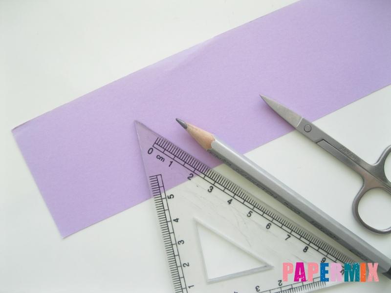 Как сделать объемного смешарика Ежика из бумаги своими руками - шаг 1