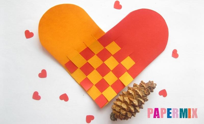 Как сделать конверт-валентинку своими руками из бумаги ко дню святого Валентина