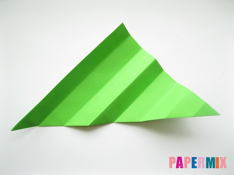 Как сделать листья из бумаги своими руками - шаг 6