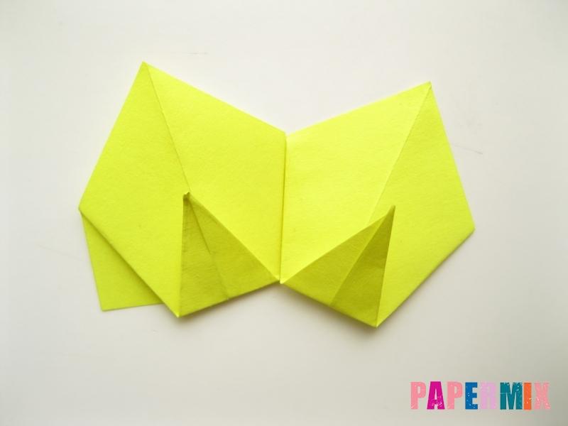 Как сделать подсолнух (оригами) своими руками - шаг 10