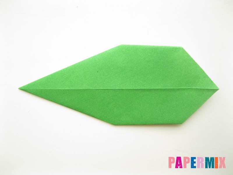 Как сделать подсолнух (оригами) своими руками - шаг 20