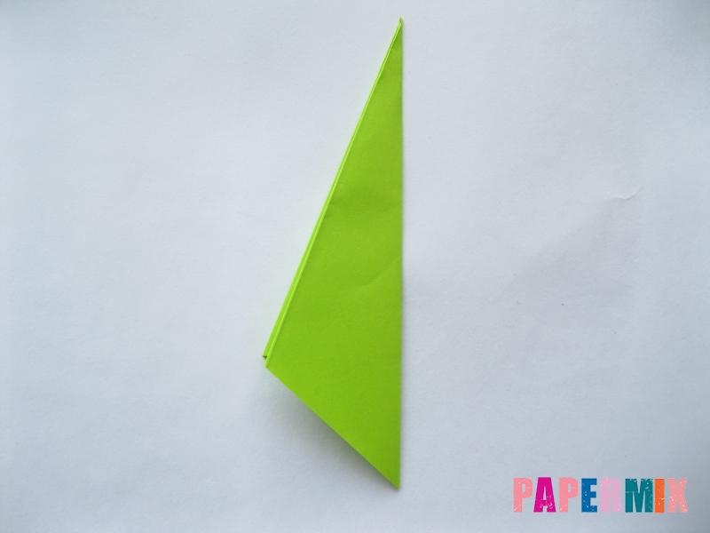 Как сделать простой тюльпан из бумаги поэтапно - шаг 14