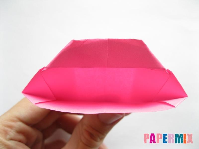 Как сделать диван из бумаги (оригами) поэтапно - шаг 15