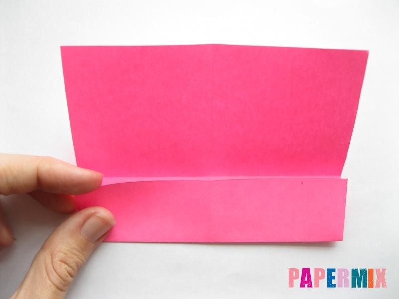 Как сделать диван из бумаги (оригами) поэтапно - шаг 3