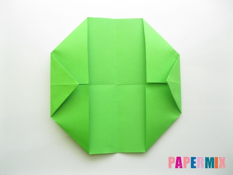 Как сделать кошелек из бумаги (оригами) своими руками - шаг 7