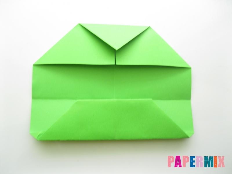 Как сделать кошелек из бумаги (оригами) своими руками - шаг 8