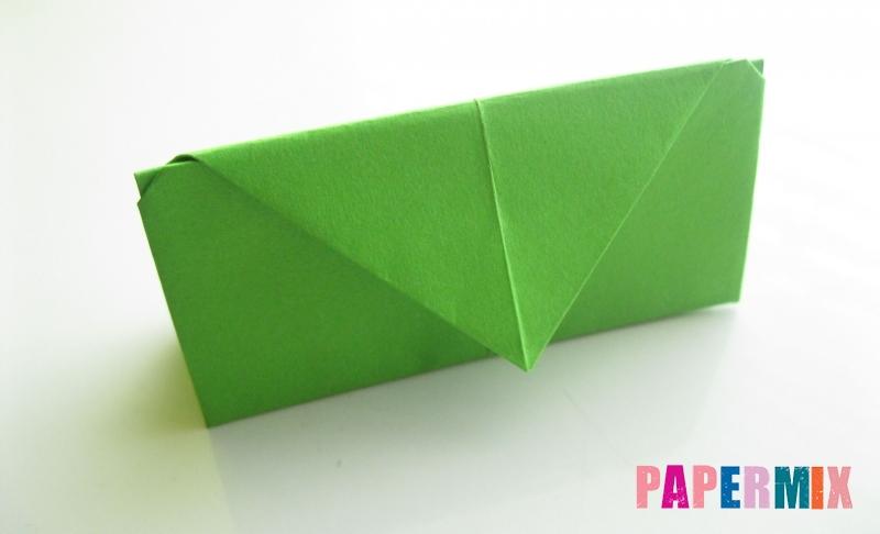 Как сделать кошелек из бумаги в технике оригами своими руками
