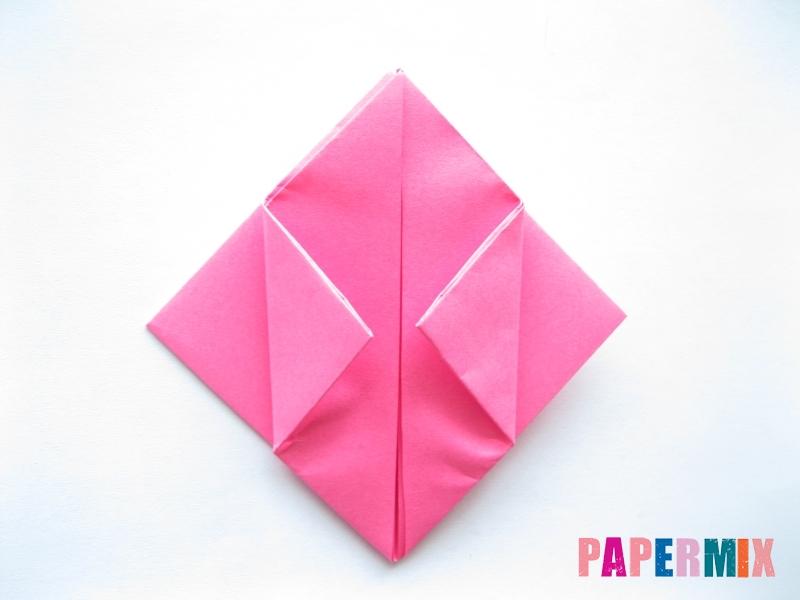 Как сделать шар из бумаги (оригами) своими руками - шаг 11