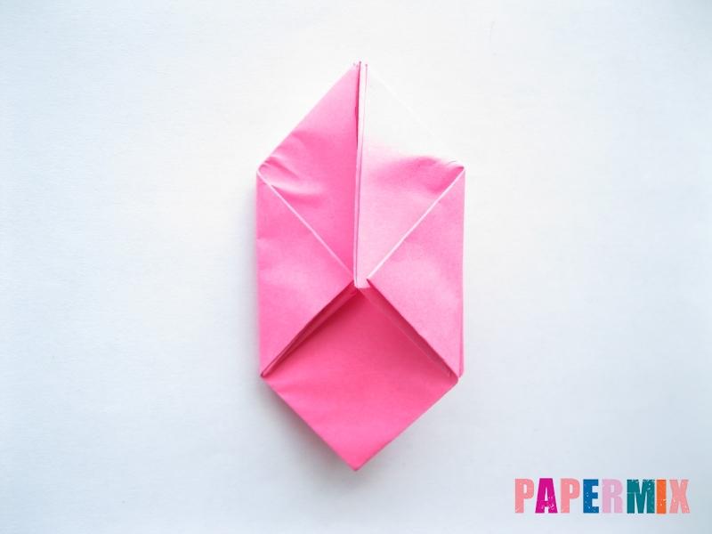 Как сделать шар из бумаги (оригами) своими руками - шаг 14