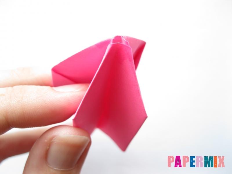 Как сделать шар из бумаги (оригами) своими руками - шаг 15