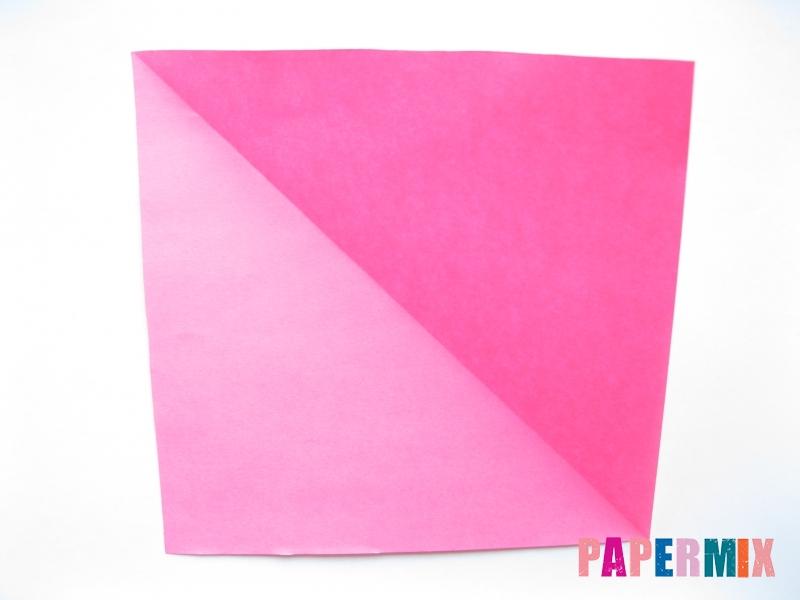 Как сделать шар из бумаги (оригами) своими руками - шаг 2