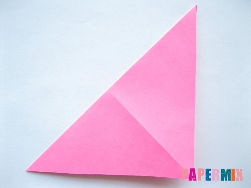 Как сделать шар из бумаги (оригами) своими руками - шаг 3