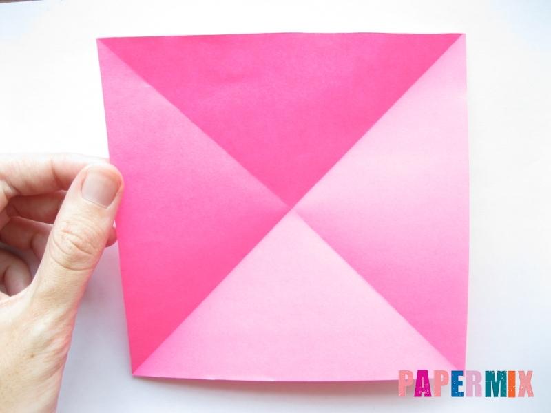 Как сделать шар из бумаги (оригами) своими руками - шаг 4