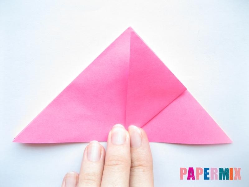 Как сделать шар из бумаги (оригами) своими руками - шаг 8