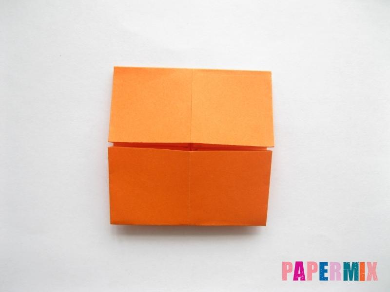 Как сделать стол из бумаги (оригами) поэтапно - шаг 6