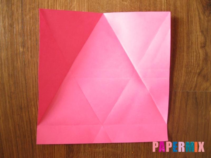 Как сделать тетраэдр из бумаги своими руками - шаг 12