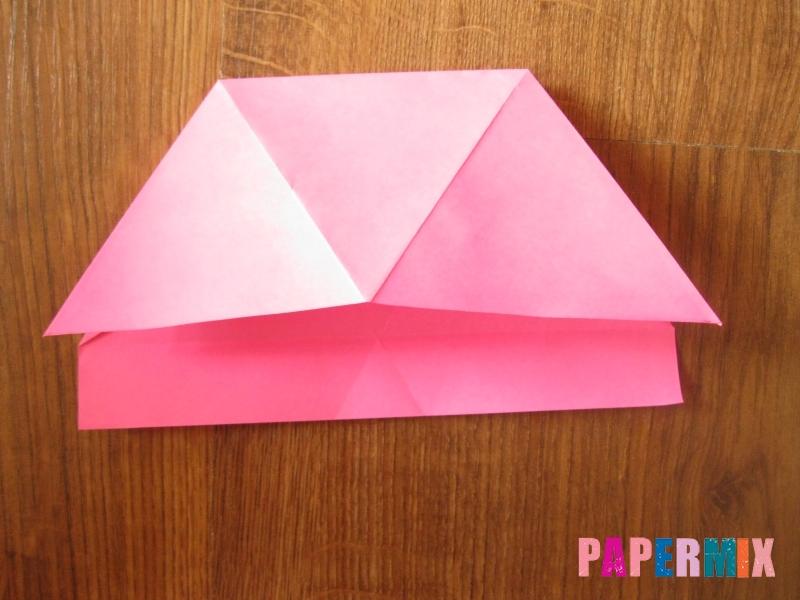 Как сделать тетраэдр из бумаги своими руками - шаг 14