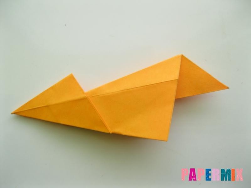 Как сделать туфли из бумаги (оригами) своими руками - шаг 11