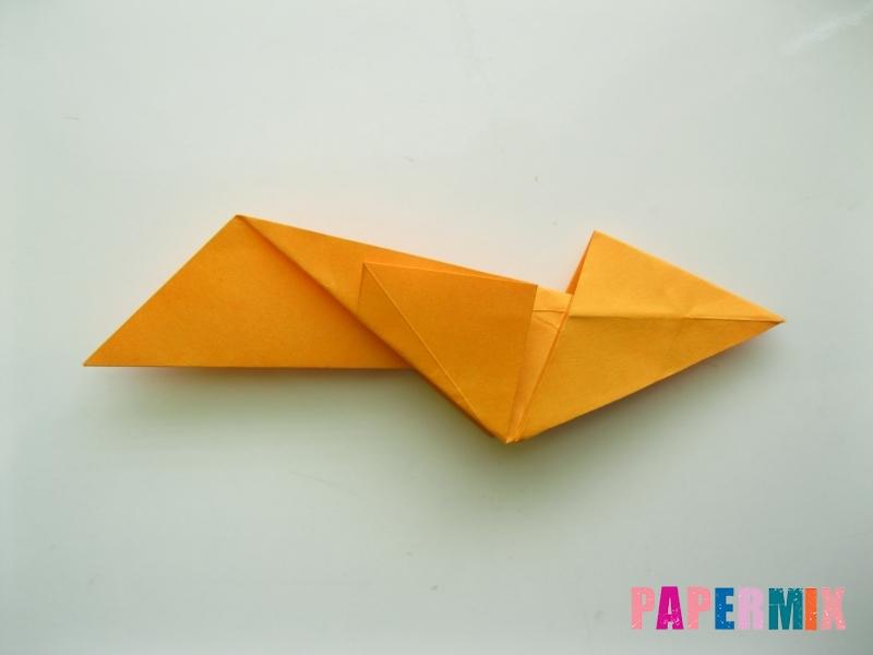 Как сделать туфли из бумаги (оригами) своими руками - шаг 13