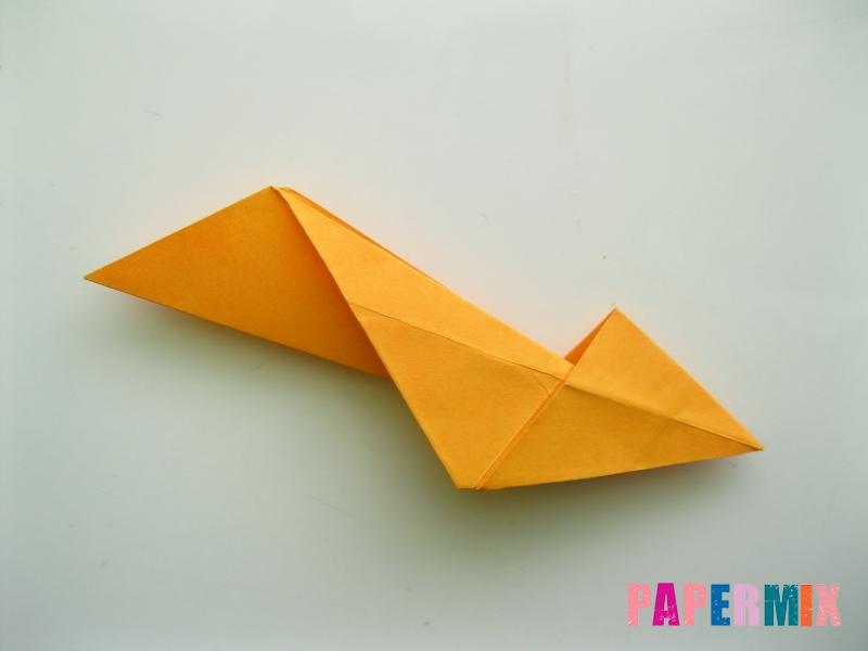Как сделать туфли из бумаги (оригами) своими руками - шаг 14