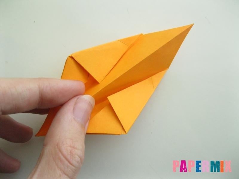 Как сделать туфли из бумаги (оригами) своими руками - шаг 15
