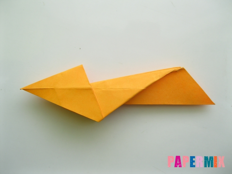 Как сделать туфли из бумаги (оригами) своими руками - шаг 17