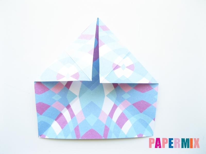 Как сделать зонтик из бумаги своими руками - шаг 2