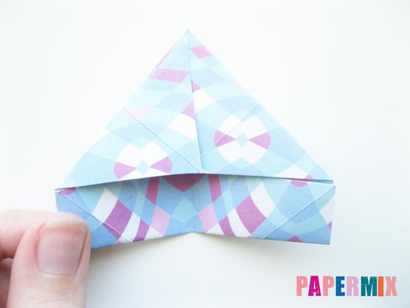 Как сделать зонтик из бумаги своими руками - шаг 5
