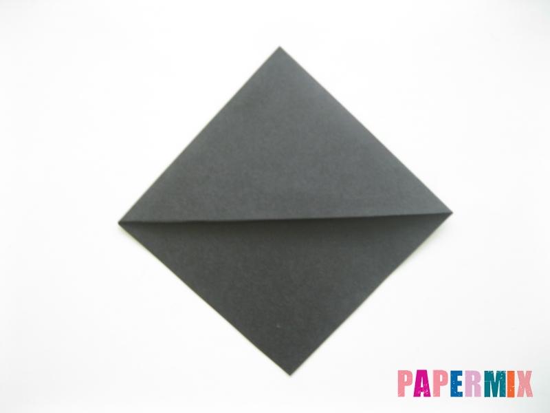 Как сделать закладку кота из бумаги своими руками - шаг 5