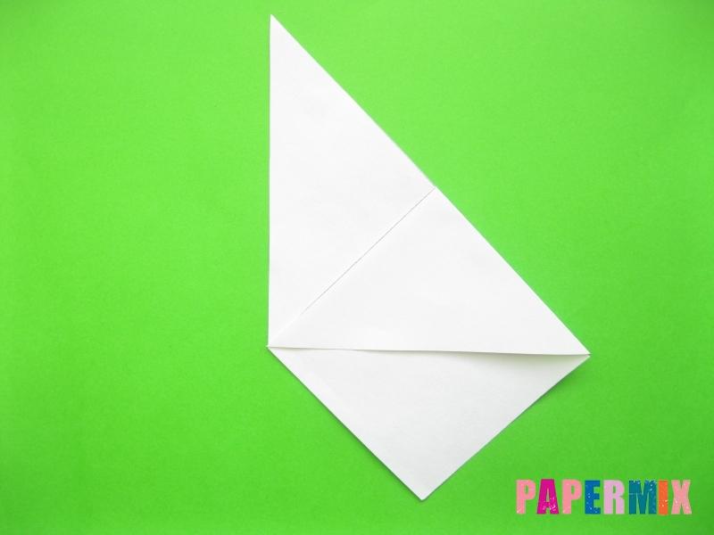 Как сделать закладку панду из бумаги своими руками - шаг 5