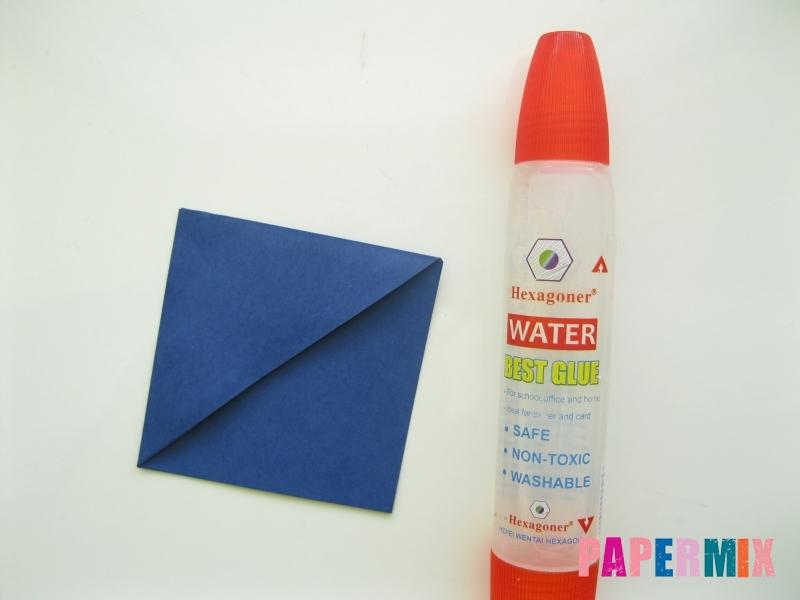 Как сделать закладку сову из бумаги своими руками - шаг 5