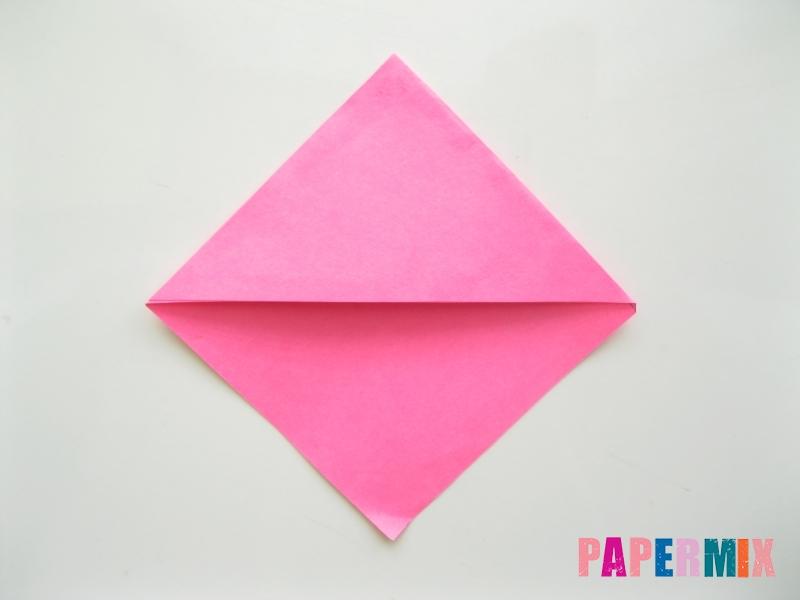Как сделать закладку в форме зубастого монстра из бумаги - шаг 6