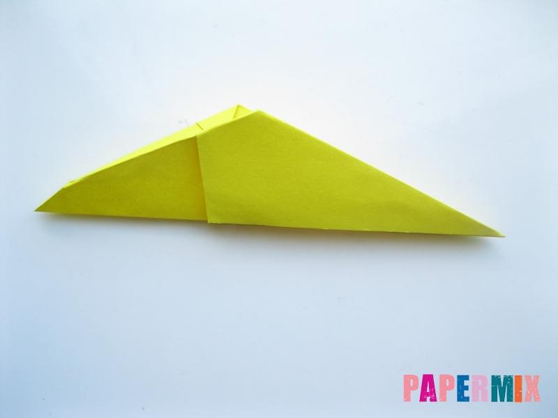 Как сделать льва из бумаги (оригами) своими руками - шаг 6