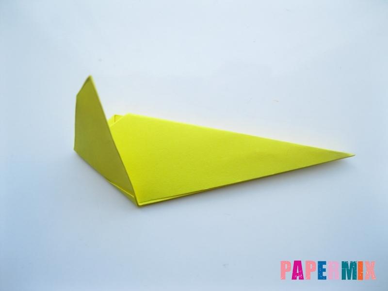 Как сделать льва из бумаги (оригами) своими руками - шаг 7