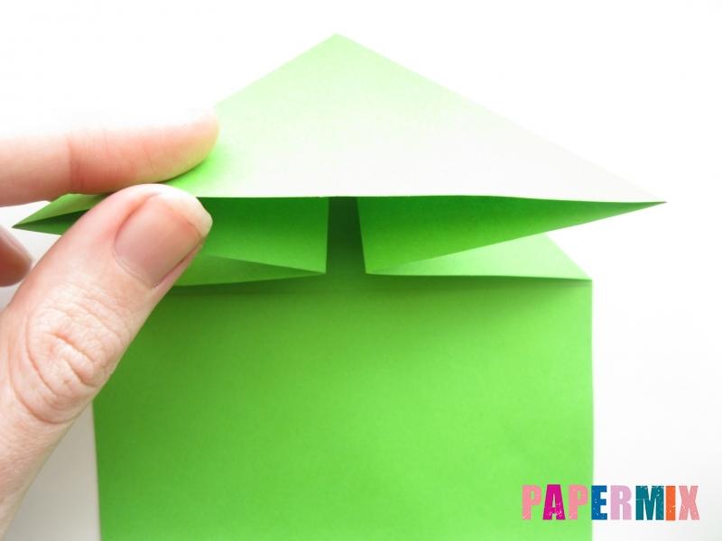 Как сделать лягушку из бумаги пошаговая инструкция - шаг 6