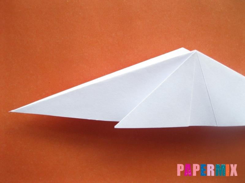 Как сделать моржа из бумаги (оригами) своими руками - шаг 10