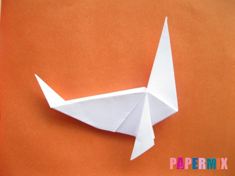 Как сделать моржа из бумаги (оригами) своими руками - шаг 15