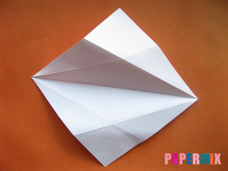 Как сделать моржа из бумаги (оригами) своими руками - шаг 4
