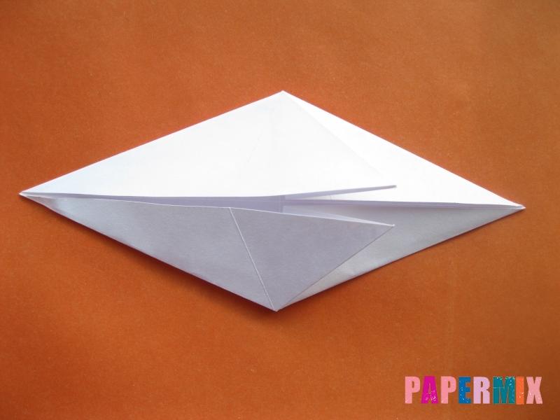 Как сделать моржа из бумаги (оригами) своими руками - шаг 8